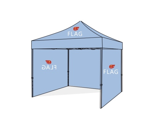 Tent Package B: Tent+Wall x3