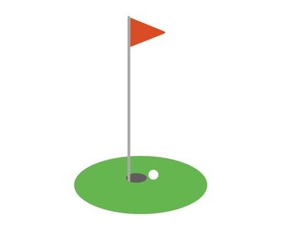 Outdoor Sport Flag/Golf Tube Flag